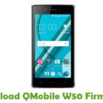 QMobile W50 Firmware