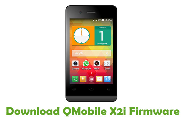 Download QMobile X2i Firmware