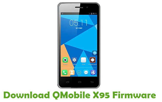 Download QMobile X95 Firmware