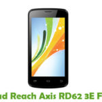 Reach Axis RD62 3E Firmware