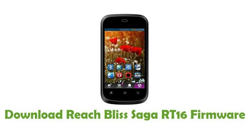Download Reach Bliss Saga RT16 Stock ROM