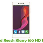 Reach Klassy 100 HD Firmware