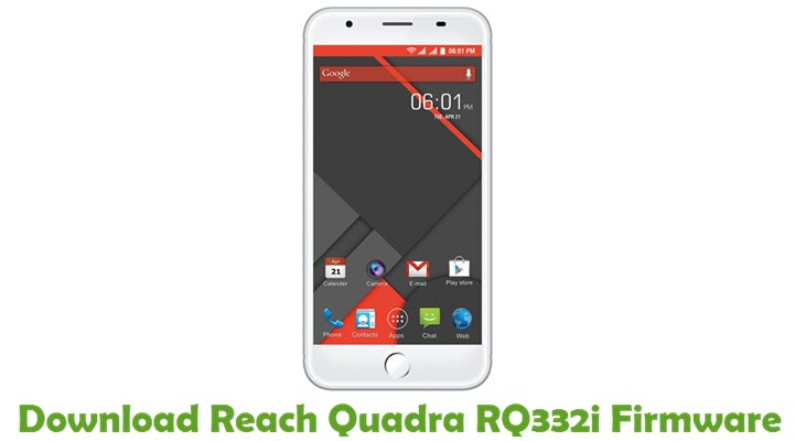 Download Reach Quadra RQ332i Firmware