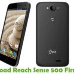 Reach Sense 500 Firmware