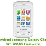 Samsung Galaxy Champ GT-C3303 Firmware