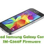 Samsung Galaxy Core Prime SM-G360F Firmware