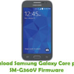 Samsung Galaxy Core prime SM-G360V Firmware