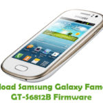 Samsung Galaxy Fame duos GT-S6812B Firmware
