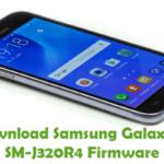 Samsung Galaxy J3 SM-J320R4 Firmware