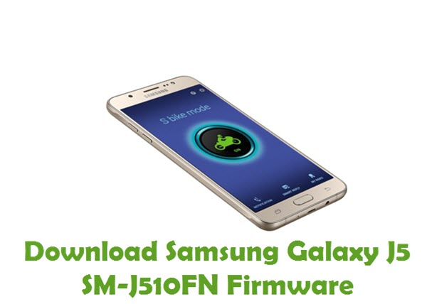 Download Samsung Galaxy J5 SM-J510FN Stock ROM