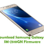 Samsung Galaxy J5 SM-J510GN Firmware