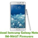 Samsung Galaxy Note Edge SM-N915T Firmware