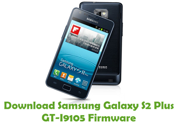 Download Samsung Galaxy S2 Plus GT-I9105 Stock ROM