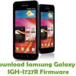 Samsung Galaxy S2 SGH-I727R Firmware
