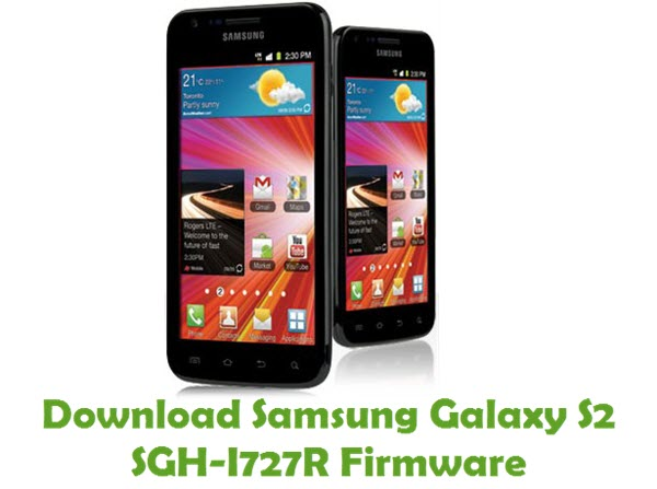 Download Samsung Galaxy S2 SGH-I727R Stock ROM