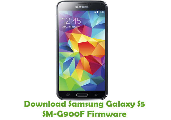 Download Samsung Galaxy S5 SM-G900F Stock ROM