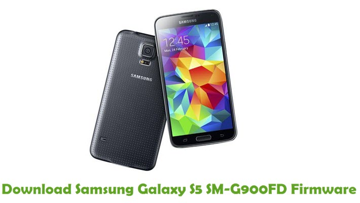 Download Samsung Galaxy S5 SM-G900FD Stock ROM