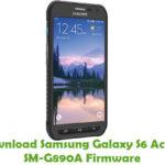 Samsung Galaxy S6 Active SM-G890A Firmware