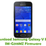 Samsung Galaxy V Plus SM-G318MZ Firmware