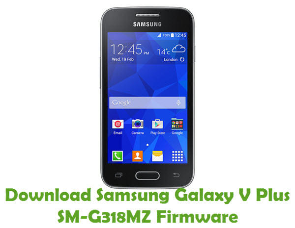 Download Samsung Galaxy V Plus SM-G318MZ Firmware
