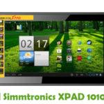 Simmtronics XPAD 1010 Firmware