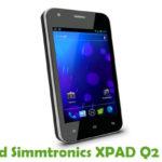 Simmtronics XPAD Q2 Firmware