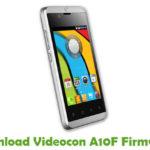 Videocon A10F Firmware
