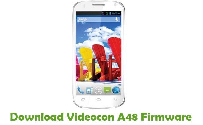 Download Videocon A48 Firmware
