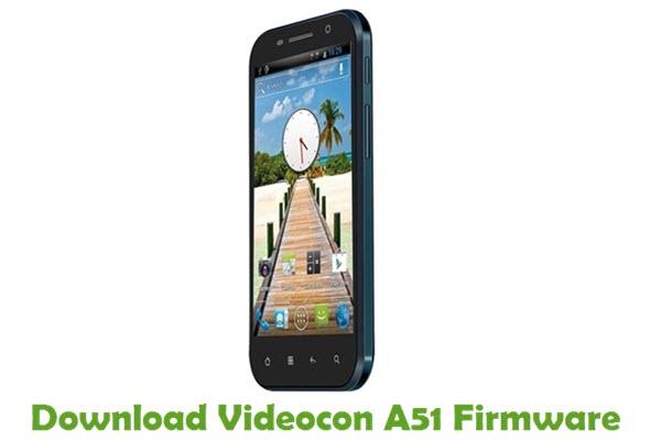 Download Videocon A51 Firmware