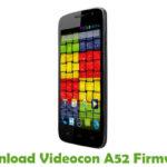 Videocon A52 Firmware
