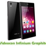 Videocon Infinium Graphite Firmware