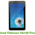 Videocon VA72K Firmware