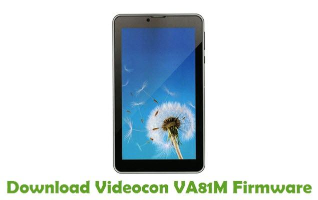 Download Videocon VA81M Firmware