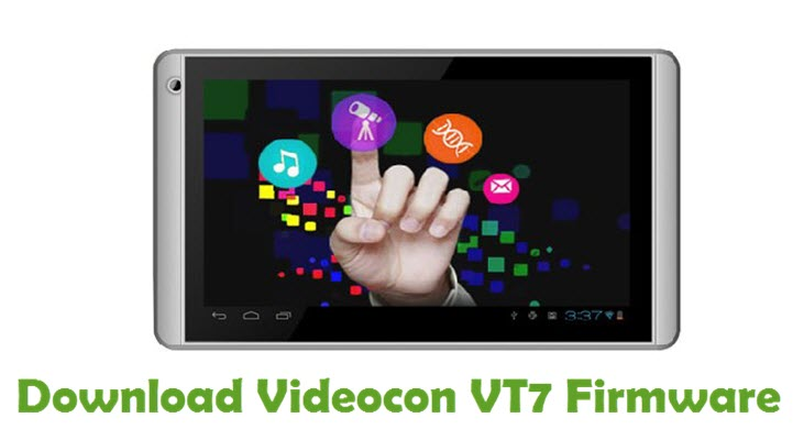 Download Videocon VT7 Firmware