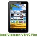 Videocon VT75C Firmware