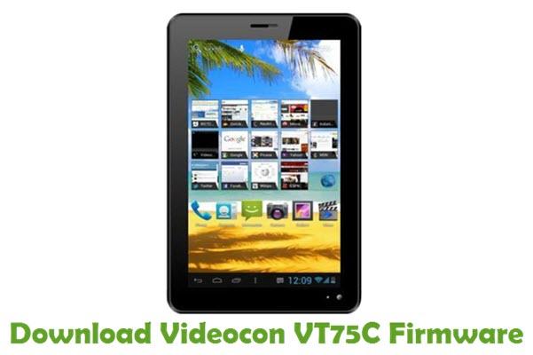 Download Videocon VT75C Firmware