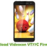 Videocon VT77C Firmware