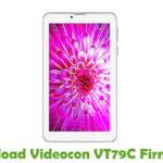 Videocon VT79C Firmware