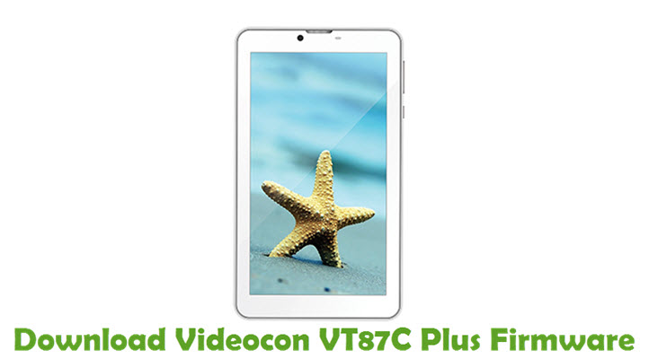 Download Videocon VT87C Plus Firmware