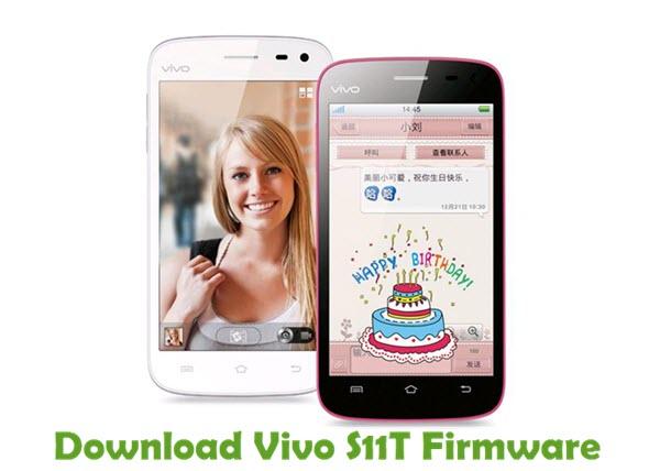 Download Vivo S11T Firmware