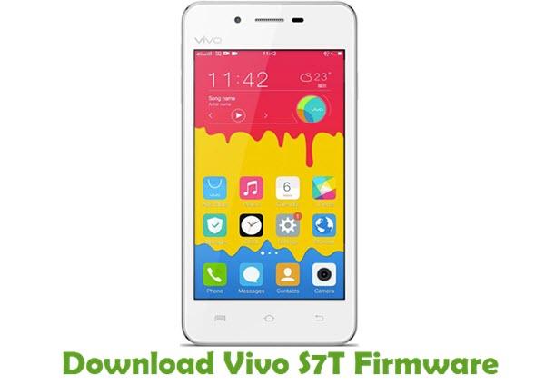 Download Vivo S7T Firmware