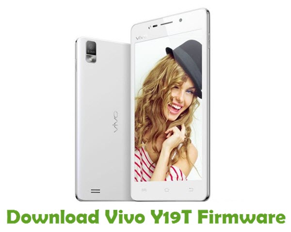 Download Vivo Y19T Firmware