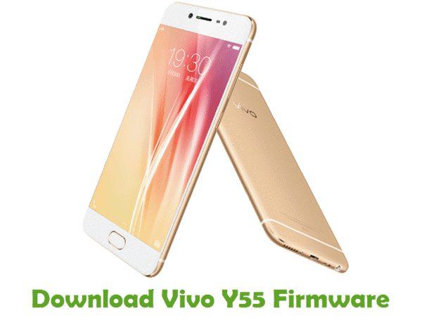 Download Vivo Y55 Firmware