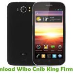 Wiko Cnik King Firmware