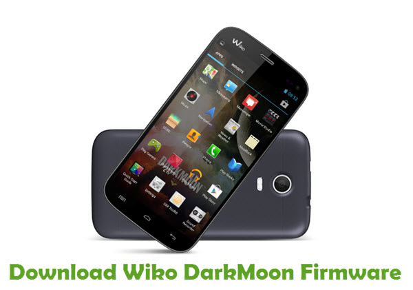 Download Wiko DarkMoon Firmware