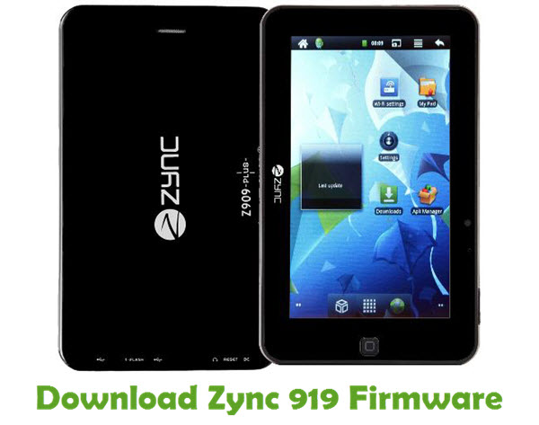 Download Zync 919 Stock ROM