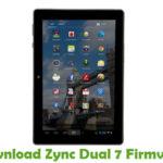 Zync Dual 7 Firmware