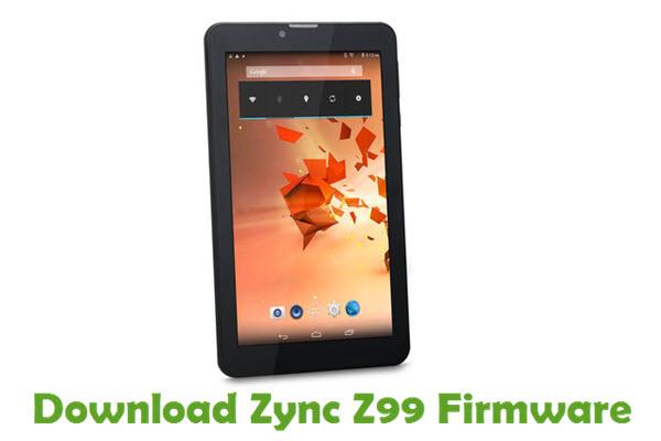 Download Zync Z99 Stock ROM
