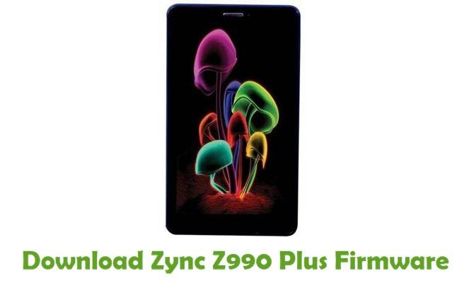 Download Zync Z990 Plus Firmware