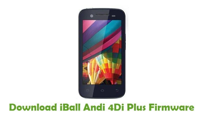 Download iBall Andi 4Di Plus Stock ROM